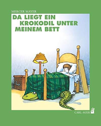 9783849700904: Da liegt ein Krokodil unter meinem Bett