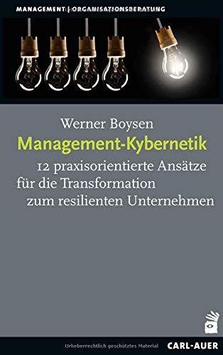 Management-Kybernetik: 12 praxisorientierte Ansätze für die Transformation: Boysen, Werner