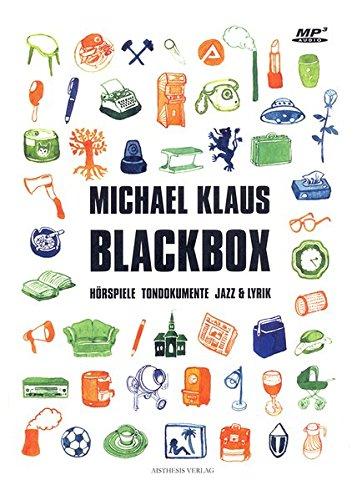 9783849810054: Blackbox: Hörspiele, Tondokumente, Jazz & Lyrik