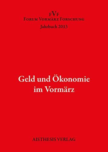 Geld und Ökonomie im Vormärz: Jutta Nickel