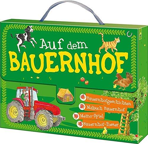 9783849901028: Kinderkoffer - Auf dem Bauernhof ...