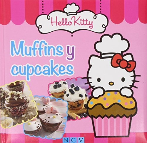 9783849901356: MUFFINS Y CUPCAKES.(HELLO KITTY)