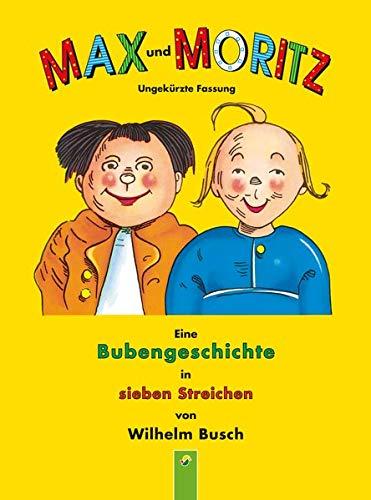 9783849901394: Max und Moritz: Eine Bubengeschichte in sieben Streichen