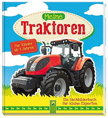9783849901837: Mes tracteurs