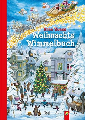 9783849903251: Weihnachtswimmelbuch