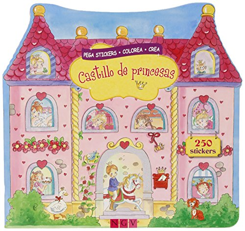 9783849903367: CASTILLO PRINCESAS 250 STICKERS