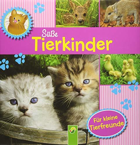 9783849905286: Süße Tierkinder: Fotobilderbuch für kleine Tierfreunde