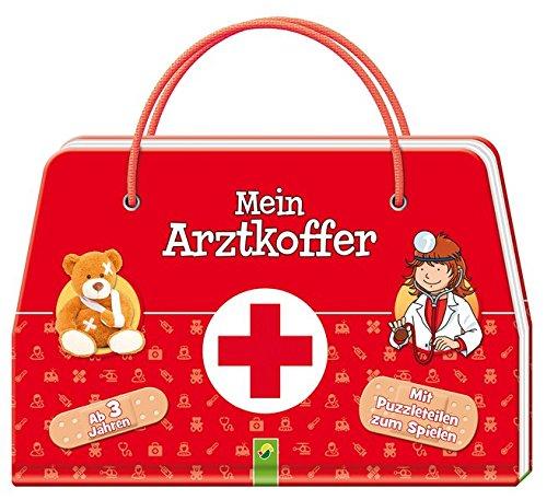 Mein Arztkoffer: Mit Puzzleteilen zum Spielen