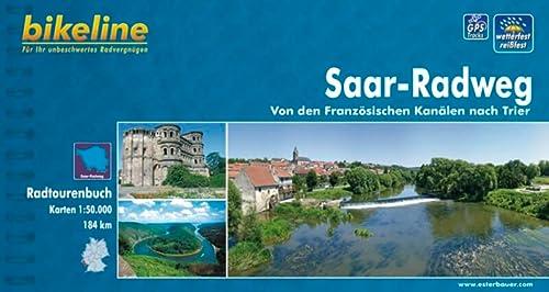 9783850000062: Saar-Radweg Sarrebourg - Trier 2011