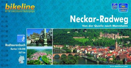 9783850000260: Neckar Radweg