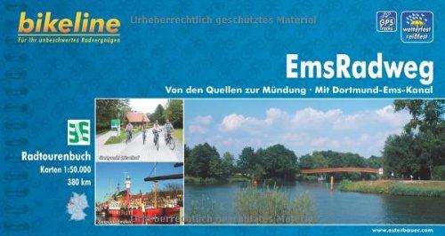 9783850000413: EMS-Radweg Von Der Quelle Nach Emden Mit Dortmund-Ems-Kanal: BIKE.160