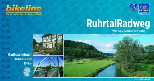 9783850000604: Bikeline RuhrtalRadweg: Vom Sauerland an den Rhein. Ein original bikeline-Radtourenbuch
