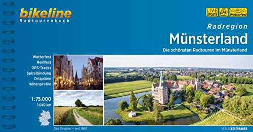Bikeline Radatlas Münsterland