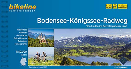 Bodensee - Konigssee Radweg Lindau Ins Berchtesgadener Land: BIKE.050