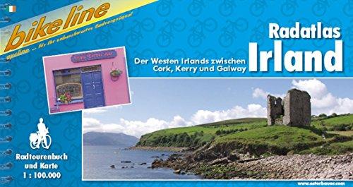 9783850001373: Irland Radatlas Der Westen Irlands Zwischen Cork, Kerry und 2003