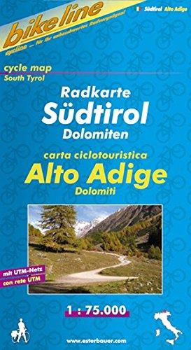 9783850002226: Sudtirol Cycle Map 2008