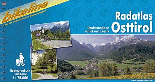 9783850002516: Osttirol Radatlas Radwandern Rund Um Lienz: BIKE.AT.085