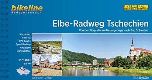 9783850003667: Elbe Radw. Tschechien - Elbquelle Nach Bad Schandau: BIKE.CZ.02