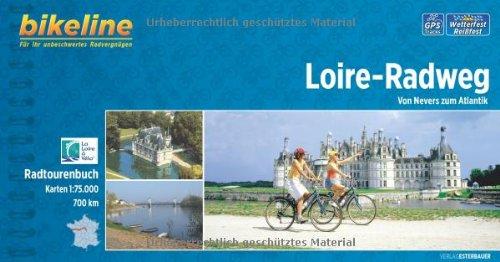9783850004312: Loire Radweg Von Orleans Zum Atlantik: BIKE.FR.15
