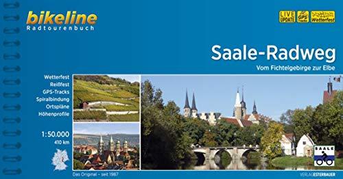 9783850004725: Saale Radweg vom Fichtelbirge zur Elbe 2014: BIKE.415 (German Edition)