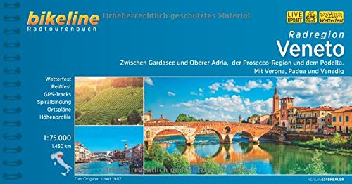 9783850004800: Veneto Radregion Gardasee - Verona 2014: BIKE.IT.30