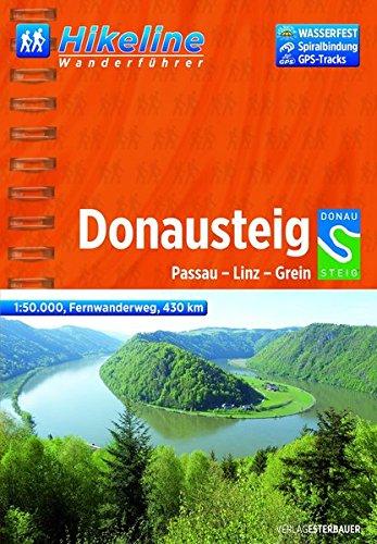 9783850005265: Donausteig Passau - Linz - Grein Fernwanderweg 2012