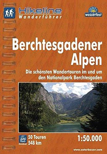 9783850005470: Berchtesgadner Alpen Wanderfuhrer: BIKEWF.DE.14