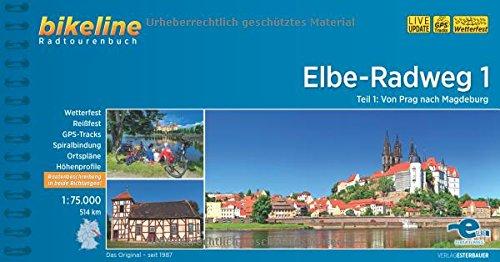 9783850006361: Elbe Radweg 1 Prag - Magdeburg 2014: BIKE.150 (German Edition)