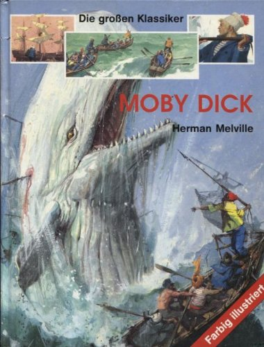 9783850013550: Moby Dick