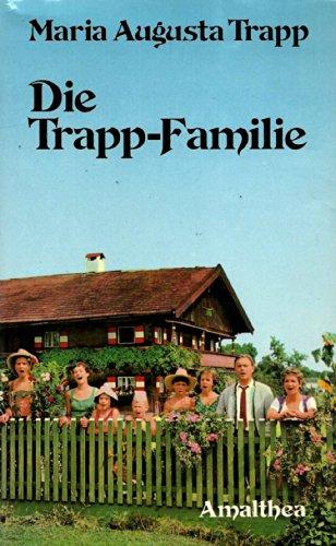9783850021333: Die Trapp - Familie