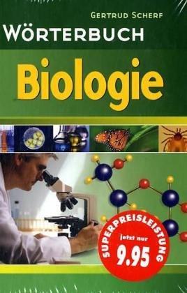 9783850030267: Wörterbuch Biologie