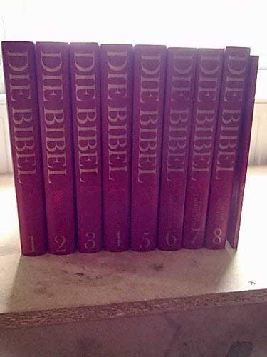 Die Bibell. Bd. 1 bis 5 und Lexikon: Prager, Stemberger