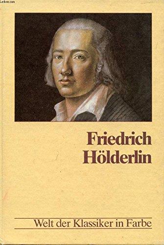 9783850121057: Friedrich Hölderlin (Die grossen Klassiker)