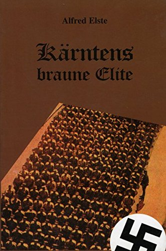 9783850134767: Karntens braune Elite (German Edition)