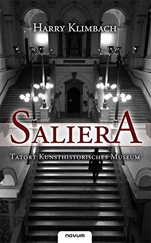 9783850225878: Saliera - Tatort Kunsthistorisches Museum