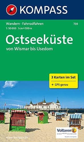 9783850260367: Von Wismar Bis Usedom