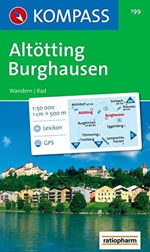 "Alt""tting-Burghausen 1 : 50 000"