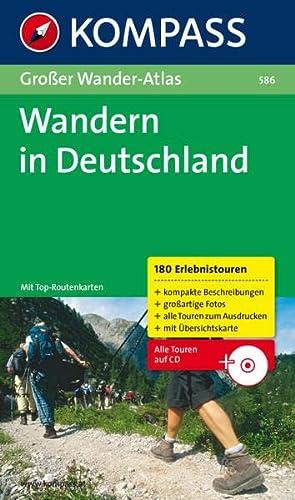 9783850260886: Wandern in Deutschland