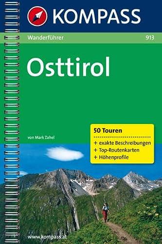 9783850260954: Osttirol: Wanderführer mit Top-Routenkarten und Höhenprofilen