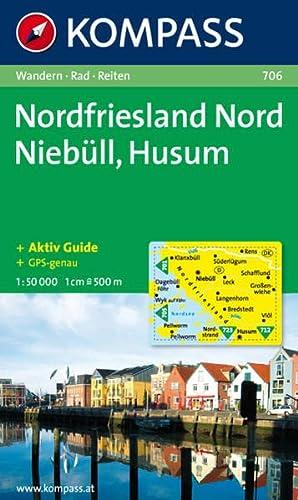 9783850261944: Nordfriesland Nord Niebuell Husum 706