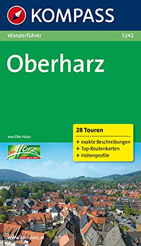 9783850262217: Guida escursionistica n. 5242. Oberharz