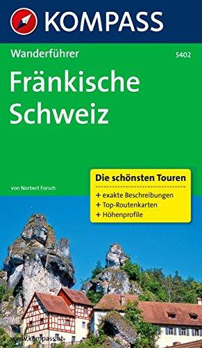 9783850262231: Guida escursionistica n. 5402. Fränkishe Scweiz