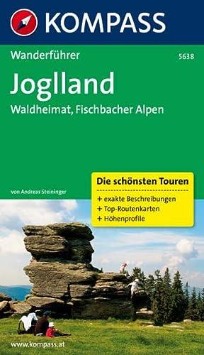 9783850262613: Joglland: Wanderführer mit Tourenkarten und Höhenprofilen
