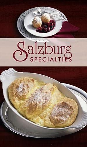 9783850264396: Salzburg Specialties