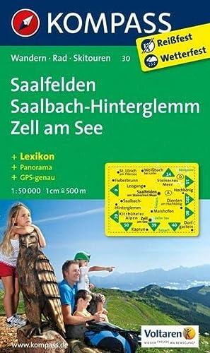 9783850265218 Saalfelden 30 Gps Wp Kompass Saalbach Hinterglemm