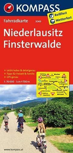 9783850265720: Niederlausitz - Finsterwalde 1 : 70 000