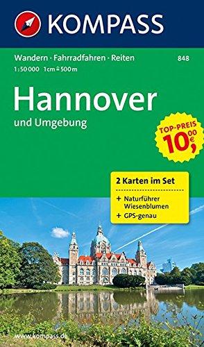 9783850266154: Hannover und Umgebung