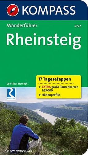 9783850266321: Rheinsteig - 17 Tagesetappen: Wanderführer