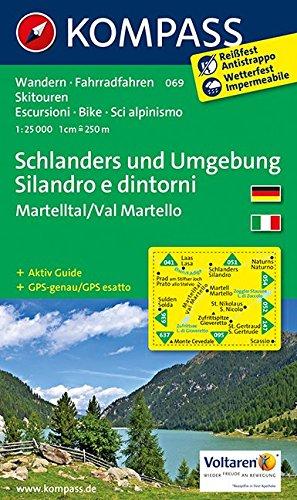 9783850266741: Schlanders Umg 069 Gps Wp Kompass Di