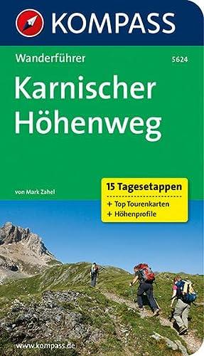 9783850268257: Karnischer Höhenweg